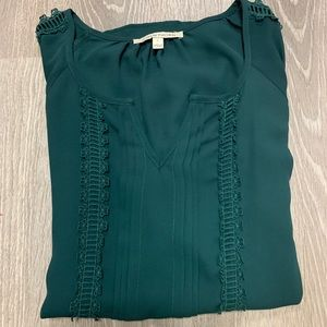 41 Hawthorn Lace detailed blouse